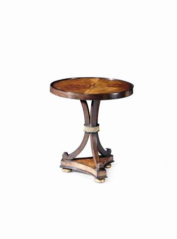 Century Furniture - Royal Ring Side Table - MN5058