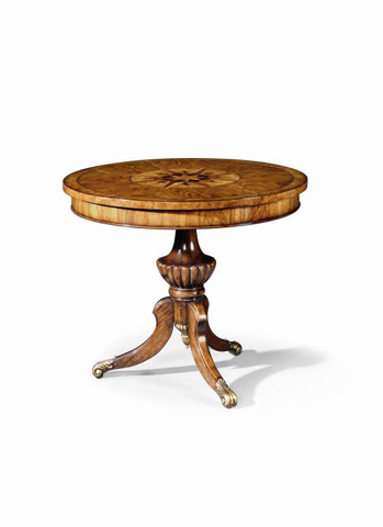 Image of Explorer's Lamp Table