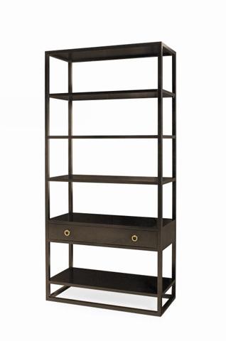 Century Furniture - Paxton Bookcase - MN5522