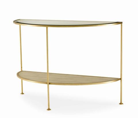 Century Furniture - Adele Demilune Console - MN5578