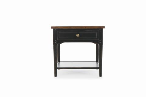 Century Furniture - Fontana Square End Table - MN5614