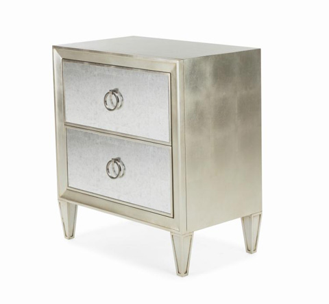 Century Furniture - Samantha Nightstand - MN5638