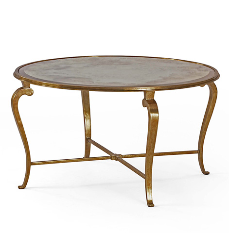 Century Furniture - Round Cocktail Table - SF5002