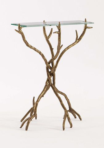 Century Furniture - Branch Chairside Table - SF5041