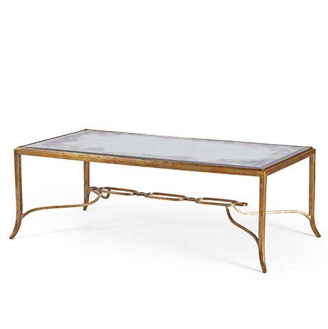 Century Furniture - Rectangular Cocktail Table - SF5140