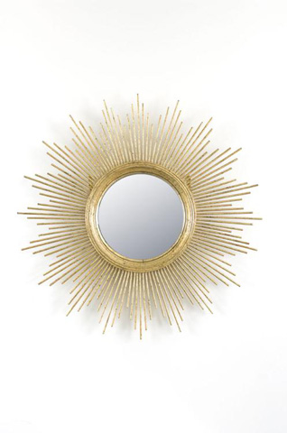 Century Furniture - Sunburst Wall Mirror - SF5304