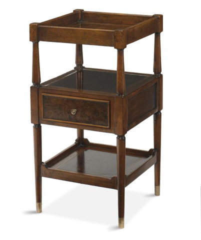 Image of Side Table with Drawer