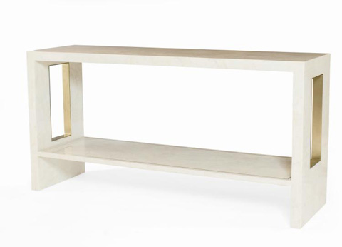 Century Furniture - Console Table with Open Shelf - SF5472