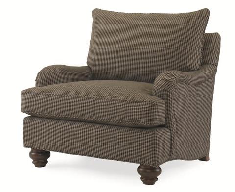 Century Furniture - Carter's Chair - TLTD9611-6