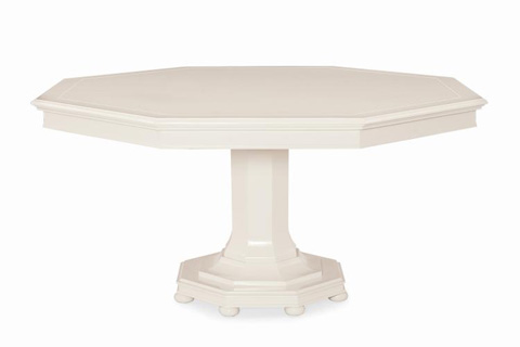 Image of Lexington Single Pedestal Dining Table