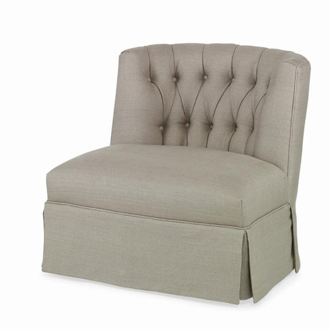 Century Furniture - Juniper Skirted Chair - 11-1034SK