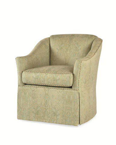 Century Furniture - Thompson Swivel Chair - 11-275SG