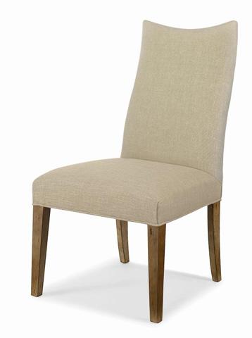 Century Furniture - Chandler Scoop Top Chair - 3373-2