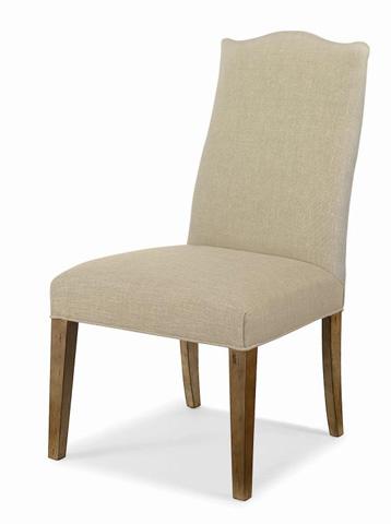 Century Furniture - Chandler Camelback Top Chair - 3373-3