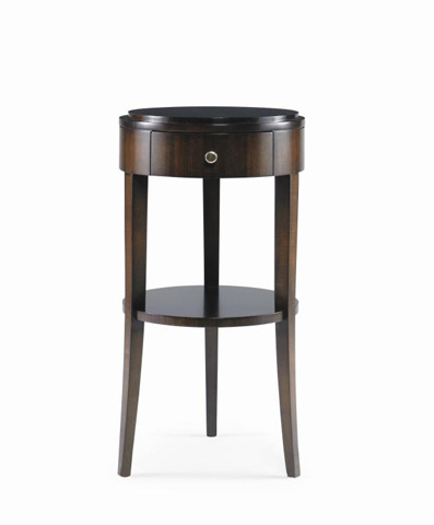 Century Furniture - Chairside Table - 339-624