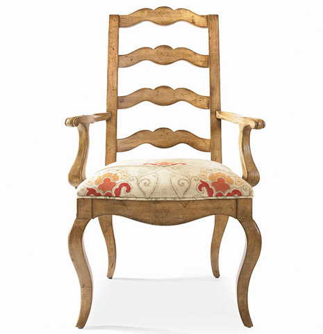Century Furniture - Ladderback Arm Chair - 429-512