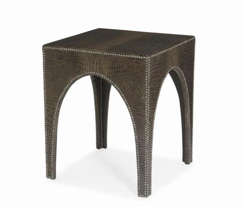 Century Furniture - Fully Upholstered Lamp Table - 499-629U