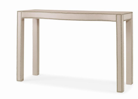 Century Furniture - Fully Upholstered Console Table - 499-728U