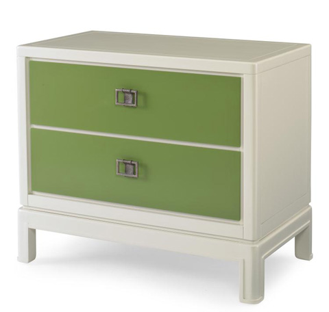Century Furniture - Nanjing Nightstand - 699-222-1