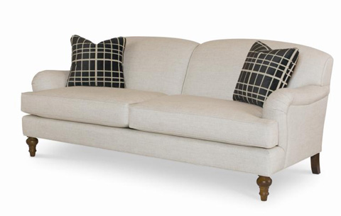 Century Furniture - Clifton Sofa without Casters - ESN111-2NC