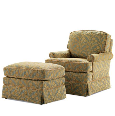 Century Furniture - Hancock Swivel Chair - ESN122-8