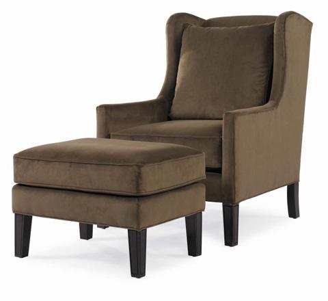 Century Furniture - Loren Ottoman - ESN167-12