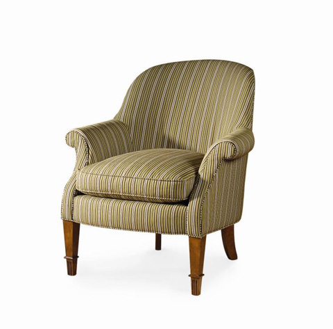 Century Furniture - George III Chair - ESN254-6