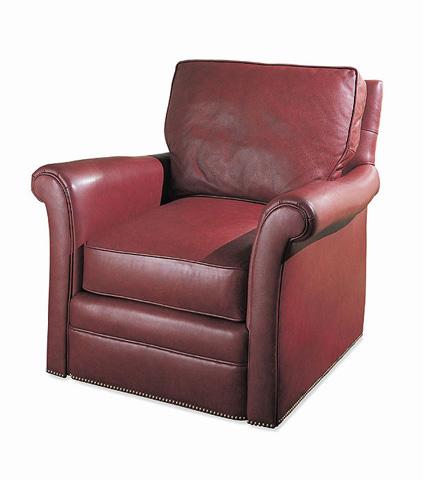Century Furniture - Buffalo Swivel Chair - LR-17133