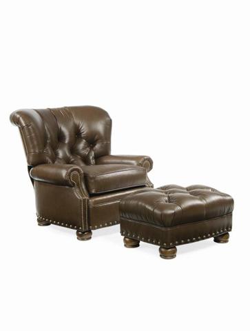 Century Furniture - Carleton House Ottoman - LR-3867