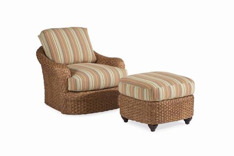 Century Furniture - Clarke Ottoman - LTD5108-12