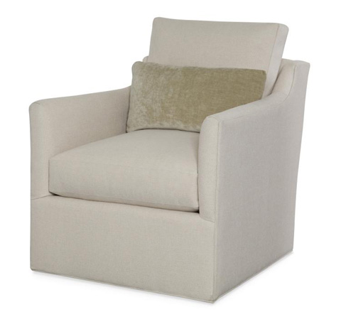 Century Furniture - Allison Swivel Chair - LTD5141-8