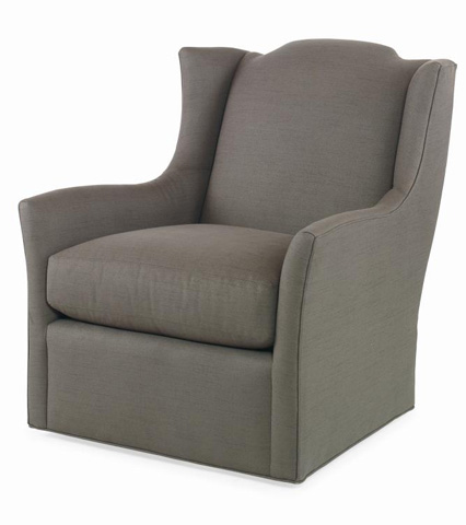 Century Furniture - Lazlo Swivel Chair - LTD5222-8