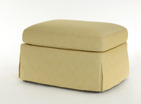 Century Furniture - Rebecca Ottoman - LTD7229-12