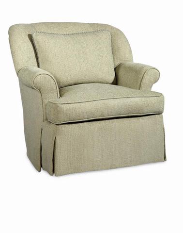 Century Furniture - Rebecca Swivel Chair - LTD7229-8