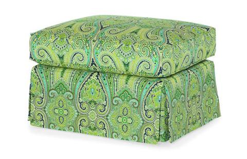 Century Furniture - Cornerstone Small Ottoman - LTD7600-12S