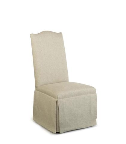 Century Furniture - Hollister Camelback Top Chair - 3370-3C