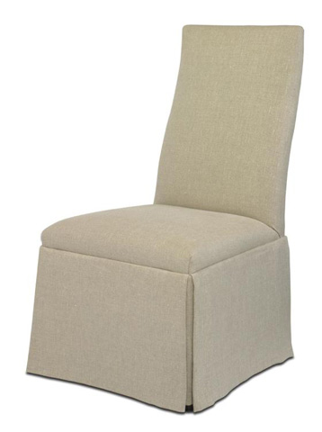 Century Furniture - Chandler Straight Top Chair - 3371-1C