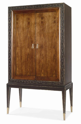 Century Furniture - Bar Cabinet - 49H-462