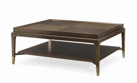Century Furniture - Cocktail Table - 49H-601