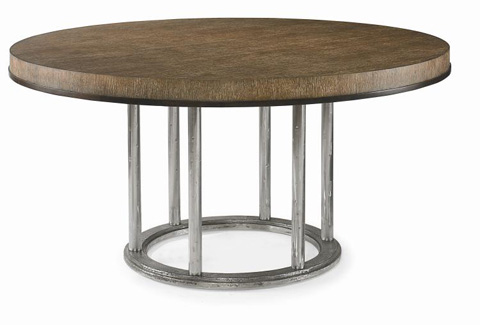 Image of Cornet Round Dining Table