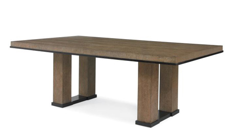 Century Furniture - Pacific Dining Table - 709-320-119