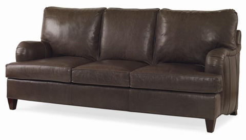 Image of Leatherstone Apartment Sofa