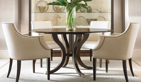 Century Furniture - Tribeca Dining Room Set - TRIBECADINING2