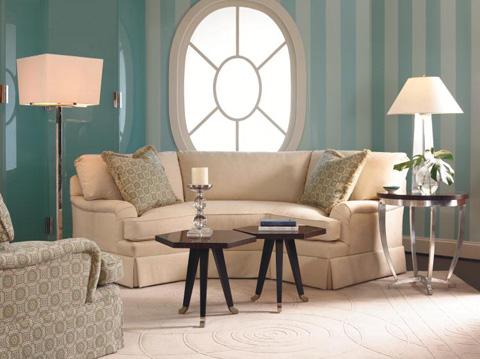 Century Furniture - Wedge Sofa - 10-75
