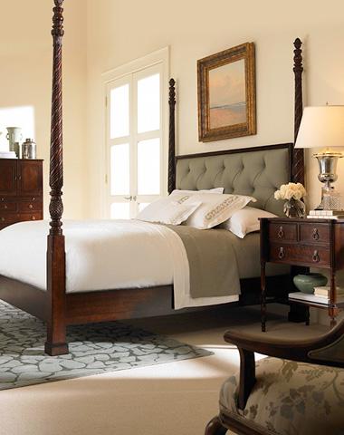 Century Furniture - King Poster Bed - 309-157