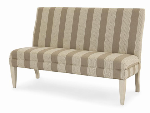 Century Furniture - Armless Dining Banquette - 3380-3