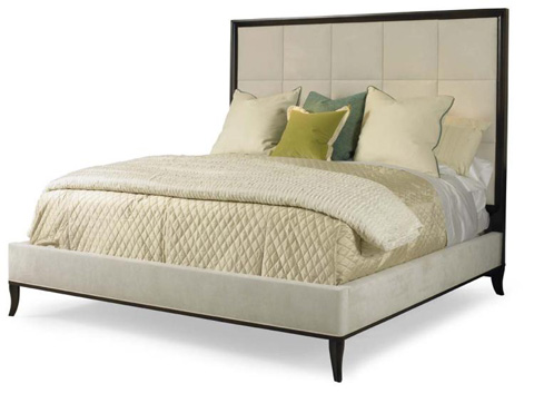 Century Furniture - King Upholstered Bed - 339-127