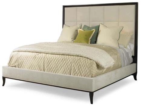 Century Furniture - King Upholstered Bed - 339-127