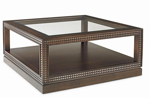 Century Furniture - Cocktail Table - 33H-603