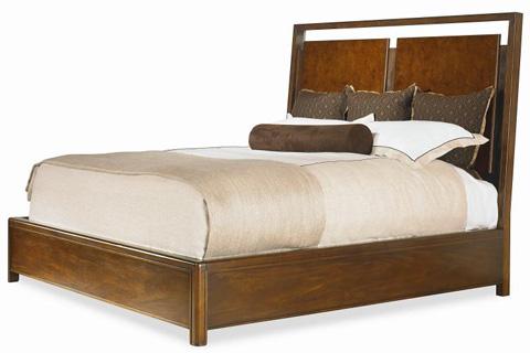 Century Furniture - Jinshi Queen Platform Bed - 699-135-4